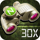 Military Binoculars 30X Zoom