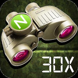 Military Binoculars 30X Zoom 1.0.4 Icon