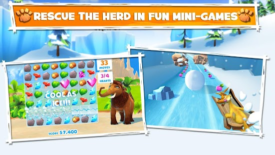 Ice Age Adventures for PC-Windows 7,8,10 and Mac apk screenshot 3
