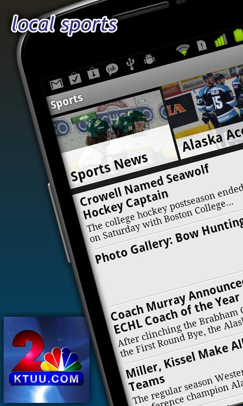 KTUU News FromAnchorage,Alaska - screenshot
