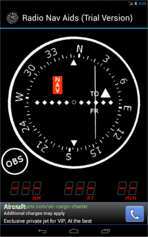 Radio Nav Aids (Trial) - screenshot