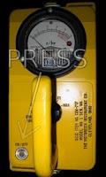 Screenshot of Geiger Counter PRO
