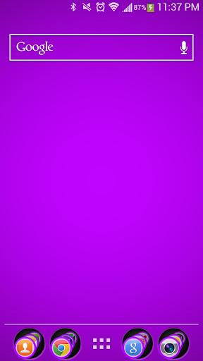Violet Theme Nova