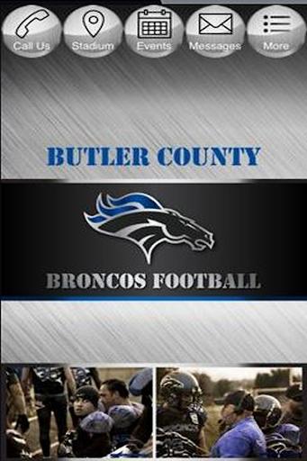 Butler County Broncos