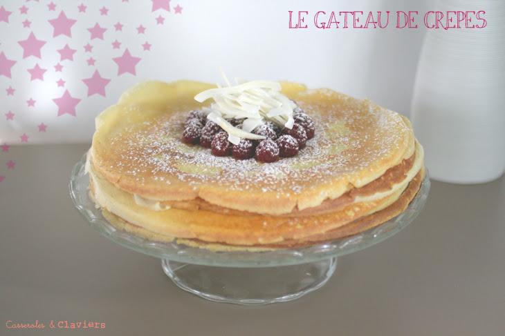 The Coconut-Raspberry Pancakes Recipe