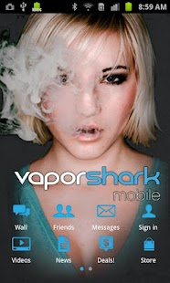 Vapor Shark Mobile - screenshot thumbnail