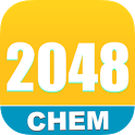 2048 chemistry icon