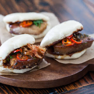 Pork Belly Buns.