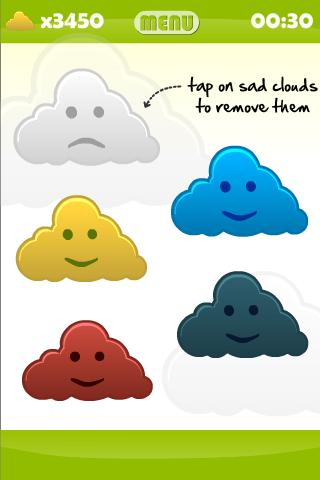 Happy Clouds- screenshot