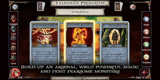 Talisman Prologue Screenshot 7