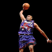 Vince Carter Live Wallpaper