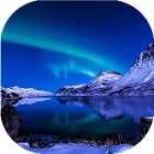 Northern Lights Live Wallpaper icon