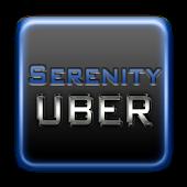 Serenity UberMusic Skin Blue