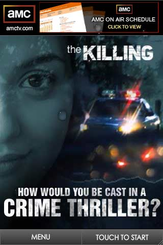 AMC The Killing Quiz - screenshot