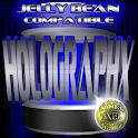 HollographX GO Launcher icon