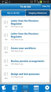 Pensions Reform Planner - screenshot thumbnail