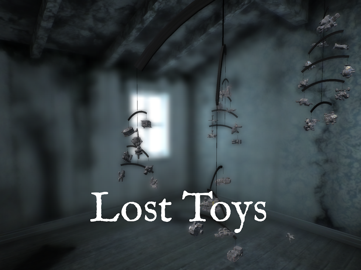 Lost Toys- screenshot