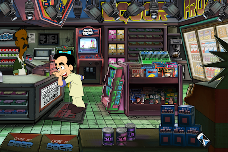 Leisure Suit Larry: Reloaded Screenshot 2