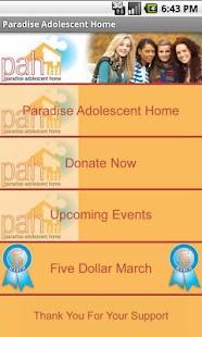 Paradise Adolescent Home- screenshot thumbnail