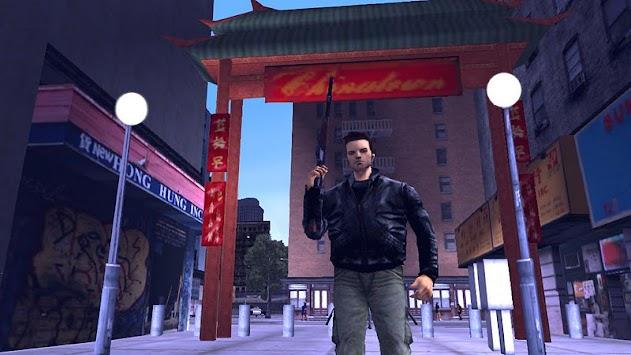 grand theft auto 3 apk screenshot
