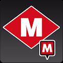 Barcelona Metro Realidad Aumen icon
