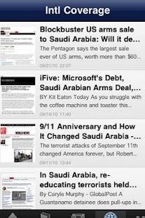 Top Saudi Arabia News- screenshot thumbnail