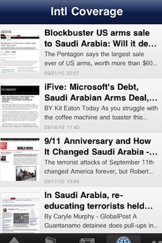 Top Saudi Arabia News- screenshot