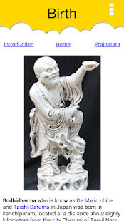 Bodhidharma in English - screenshot thumbnail