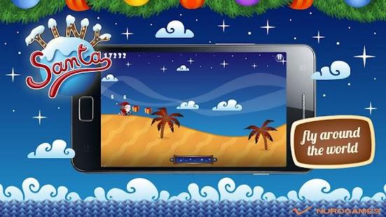 Tiny Santa - Xmas Hills- screenshot thumbnail