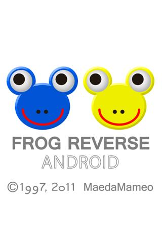 FROG REVERSE ANDROID FREE - screenshot
