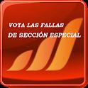 Fallas 2017 Valencia Vote NOW icon
