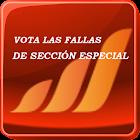 Fallas 2018 Valencia Vota YA! icon
