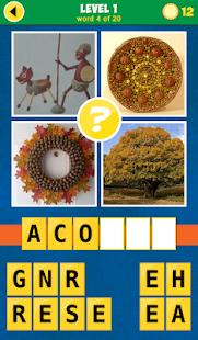 4 Pics 1 Word: Allegory