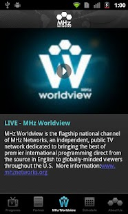 MHz Networks - screenshot thumbnail