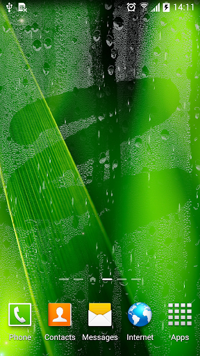 Rain Live Wallpaper 1.0.9 screenshots 6