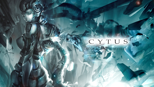Cytus apk screenshot
