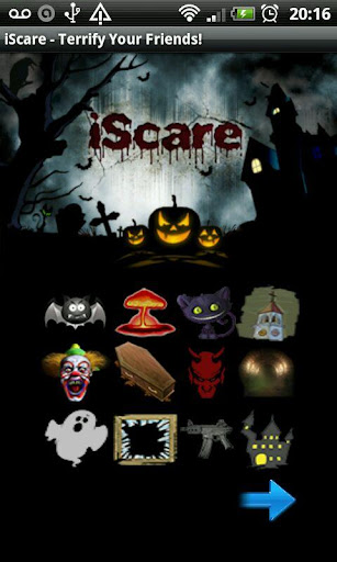 iScare - scare your friends