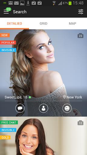 SpicyDesires. Top Dating App