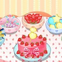 Games cooking cakes icon