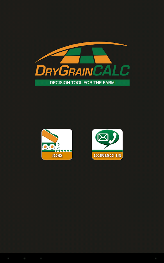 Dry Grain Calculator- screenshot