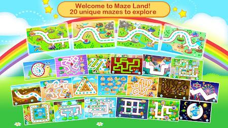 Toddler Maze 123 for Kids Free 2.4 screenshot 314744