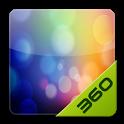 HTC Sense - 360桌面主题 icon