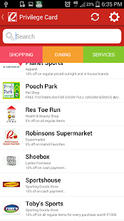 Robinsons Malls- screenshot thumbnail
