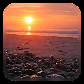 Ocean Sunset Live Wallpaper