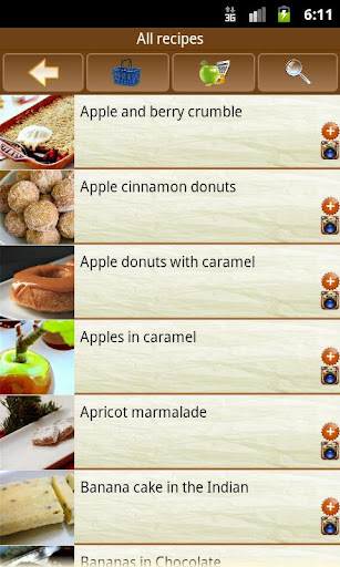 【免費書籍App】Kids recipes-APP點子