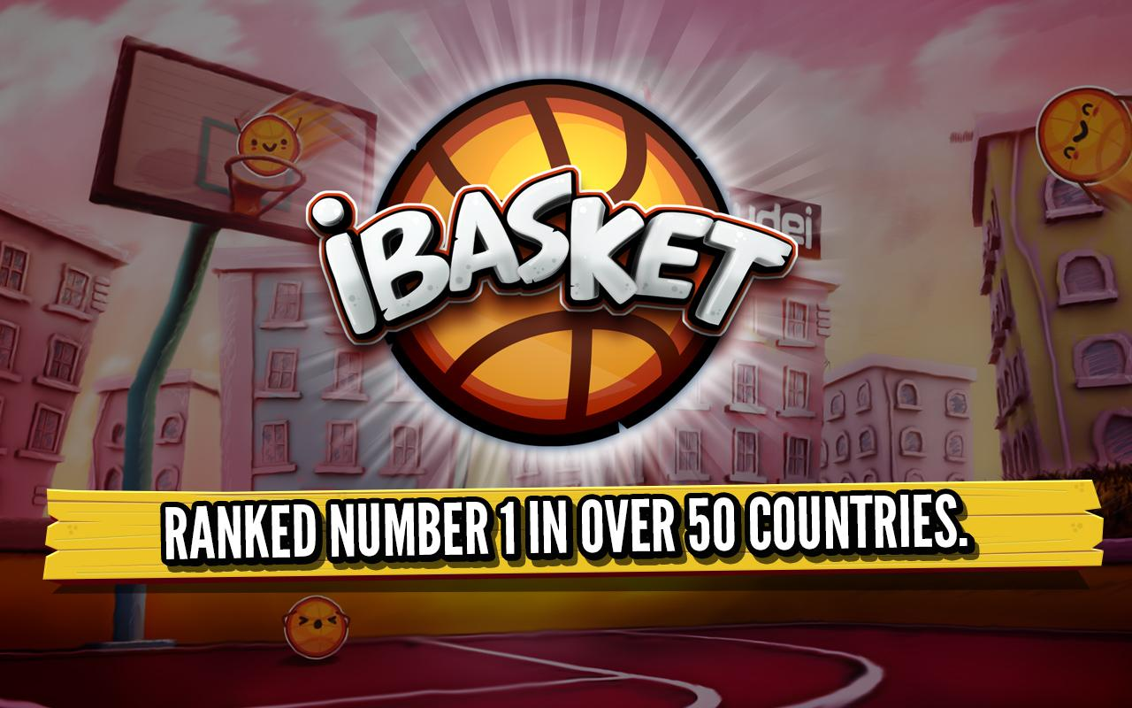 iBasket - screenshot