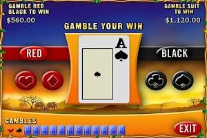 Screenshot of Kalahari Sun Slots