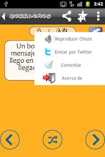 Chistes Cortos Buenos - screenshot thumbnail