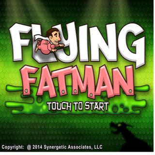 flying fatman apk screenshot