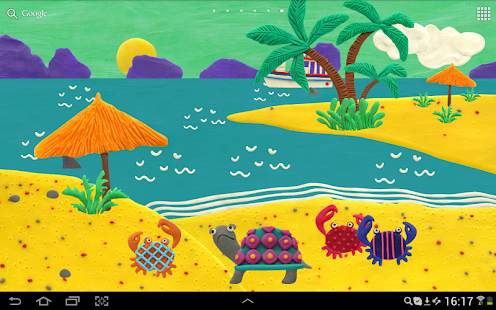Beach Live wallpaper HD- screenshot thumbnail